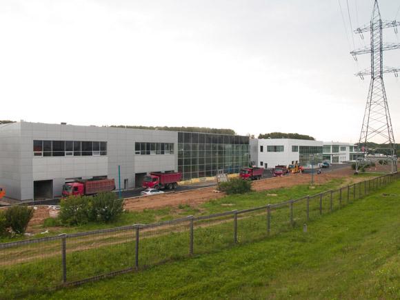 Строительство многофункционального административно-торгового и складского комплекса, предназначенного для продажи, обслуживания и ремонта легковых автомобилей «Пеликан-Авто»