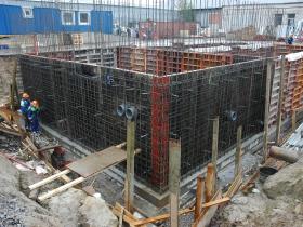 Приступили к строительству ТК Кеско