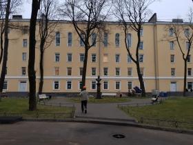 Закончена реставрация фасадов в Академии Следственного Комитета Российской Федерации.