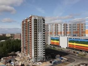 Проверка Госстройнадзора строительства социального дома на Нижне-Каменской улице.