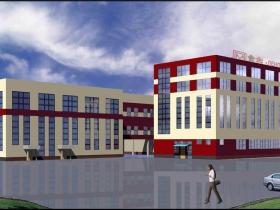 Производственно-складской комплекс со встроенными административными помещениями